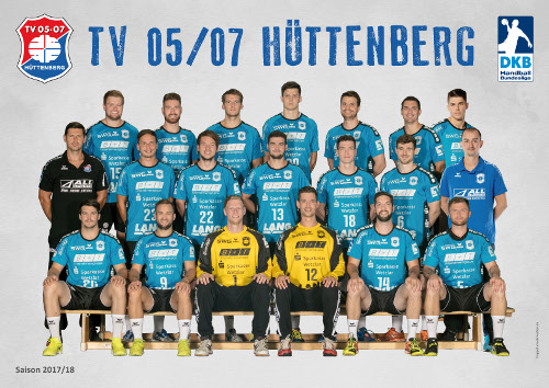 TV 05/07 Hüttenberg :: Handball Bundesliga 2017/18