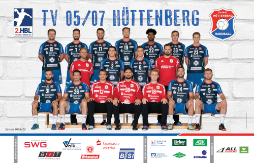 TV 05/07 Hüttenberg :: 2. Handball Bundesliga